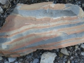 Sedimentary layers of the Rockies