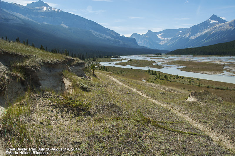 Howse Pass Trail, Banff NP