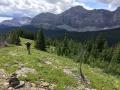 Tornado Mountain ridge walk