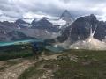 Mt. Assiniboine from the Nub