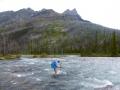 Moose River crossing