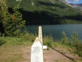 International Boundary, Waterton Lakes-Glacier NP