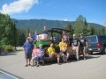 2012 Trail Maintenance Trip Crew