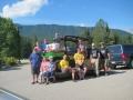 2012 Trail Maintenance Trip Crew