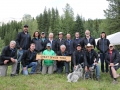 The GDTA Volunteer Trail Crew