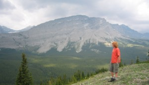 The Divide from the Cataract Plateau