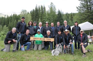 The GDTA Volunteer Trail Crew