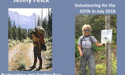 Jenny Feick, Original Great Divide Trails Project