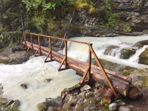 Lambe Creek bridge