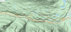 Jasper Alternate Routes