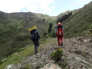 In Peru, Hiking the Quapac Nan, the Inca Road System