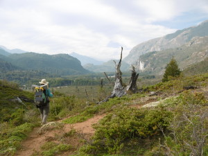 Neon Thru-Hiking the Greater Patagonian Trail