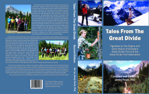 """Cover of the Second Edition of """"Tales from the Great Divide"""", published in June 2020."""