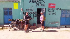 Bikepacking Resupply in Mexico