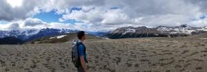 Flat-topped Amiskwi Ridge