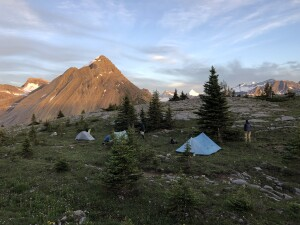 Day 8 - Mt. Bess Shoulder